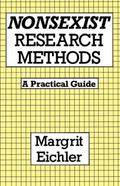 Nonsexist Research Methods A Practical Guide
