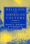 Religion and American Culture A Reader