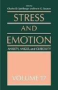 Stress And Emotion Anxiety, Anger And Curiosity