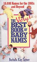 Very Best Book of Baby Names