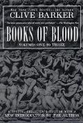 Books of Blood Volumes One to Three