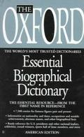 Oxford Essential Biographical Dictionary