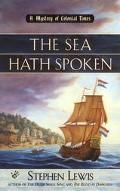 Sea Hath Spoken