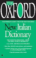Oxford New Italian Dictionary