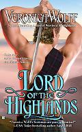 Lord of the Highlands (Berkley Sensation)