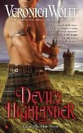 Devil's Highlander: A Clan MacAlpin Novel