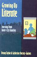 Growing Up Literate Learning from Inner City Families