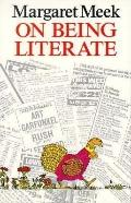 On Being Literate