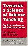 TOWARDS SCIENCE, SCIENCE TEACHING
