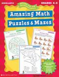 Ready-to-go Reproducibles: Amazing Math Puzzles & Mazes (Grades 2-3)