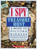 I Spy Treasure Hunt A Book of Picture Riddles