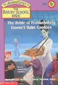 Bride of Frankenstein Doesn't Bake Cookies