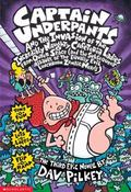 Captain Underpants and the Invasion of the Incredibly Naughty Cafeteria Ladies from Outer Sp...