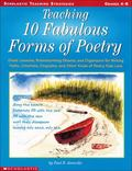 Teaching 10 Fabulous Forms of Poetry