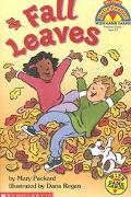 Fall Leaves (My First Hello Reader! Series) - Mary Packard - Paperback