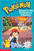 Attack of the Prehistoric Pokemon: Pokemon Chapter Book #3