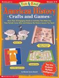 American History Crafts and Games