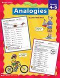Analogies Grades 4-5