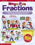 Mega-Fun Fractions Grades 3-5