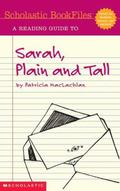 Reading Guide to Sarah, Plain and Tall
