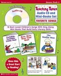 Teaching Tunes Audio CD and Mini-Books Set: Favorite Songs: 12 Best-Loved Children's Songs W...