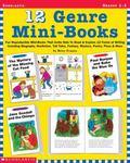 12 Genre Mini-Books