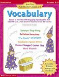 Best-Ever Activities for Grades 2-3 Vocabulary