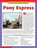 Pony Express Grades 4-8