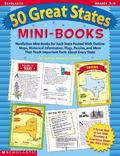 50 Great States Mini-Books
