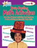 Brain-Boosting Math Activities Grade 4 More Than 50 Great Activities That Reinforce Problem ...