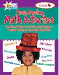 Brain-Boosting Math Activities Grade 6 More Than 50 Great Activities That Reinforce Problem Solving and Essential Math Skills