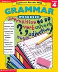 Scholastic Success With Grammar Grade 4