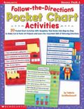Follow-The-Directions Pocket Chart Activities