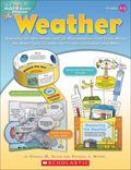Weather : Reproducible Mini-Books and 3-D Manipulatives That Teach about the Water Cycle, Cl...