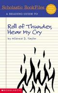 Reading Guide to Roll of Thunder, Hear My Cry