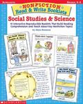 Nonfiction Read & Write Booklets Social Studies & Science