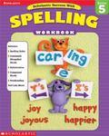 Scholastic Success With Spelling Grade 5
