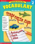 Vocabulary Grade 2 (Scholastic Success)