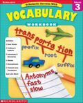 Scholastic Success With Vocabulary Grade 3