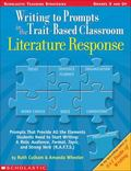 Writing to Prompts in the Trait-Based Classroom Literature Response, Prompts That Provide All the Elements Students Need to Start Writing A Role, Audience, Format, Topic and Strong Verb(R.A.F.T.S.)