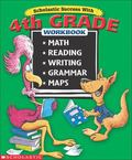 Scholastic Success with 4th Grade Workbook - Scholastic - Paperback