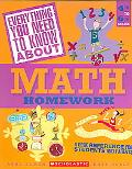 Everything You Need About Math Homework
