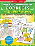 Graphic Organizer Booklets for Reading Response Guided Response Packets for Any Fiction or N...