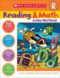 Scholastic Reading & Math Jumbo Workbook Grade Pre-k