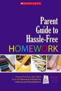 Parent Guide to Hassle-Free Homework