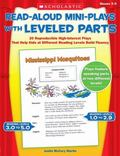 Read-aloud Mini-plays With Leveled Parts 20 Reproducible High-interest Plays That Help Kids ...