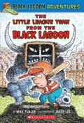 Little League Team from the Black Lagoon