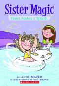 Violet Makes a Splash