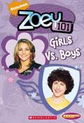 Girls Vs. Boys Book 8