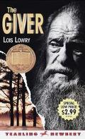 Giver - Lois Lowry - Mass Market Paperback